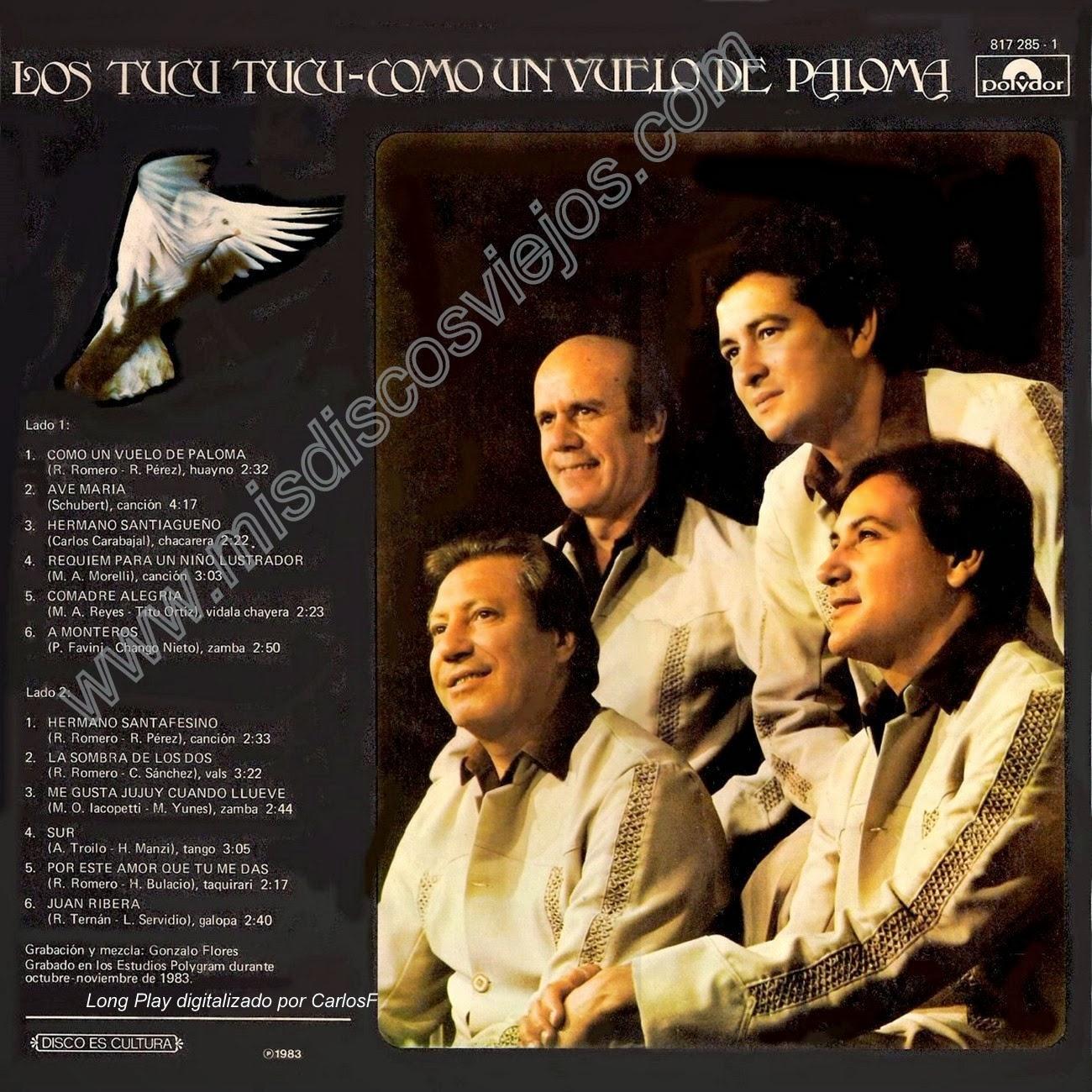 5a075c20b LOS TUCU TUCU – la musica del recuerdo