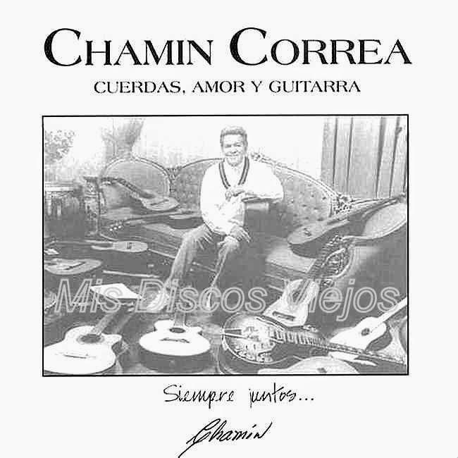 chamin correa cuerdas amor y guitarra